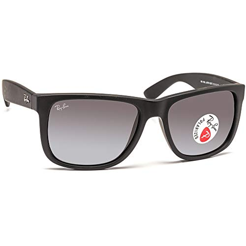Óculos de Sol Ray Ban Justin Polarizado RB4165L 622/T3-55