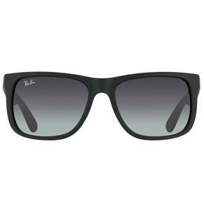 Óculos de Sol - Ray Ban - Justin - Preto 622/T3 57 - Polarizado - PRETO - 57