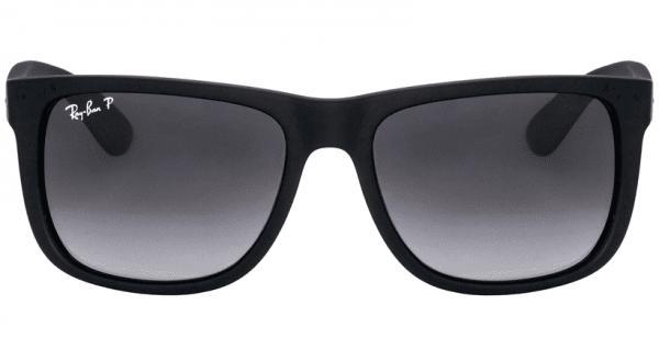 Oculos de Sol Ray Ban Justin RB 4165L 622/T3 55 Polarizado