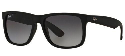 Óculos de Sol Ray-ban Justin Rb 4165l 622/t3 57 Polarizado