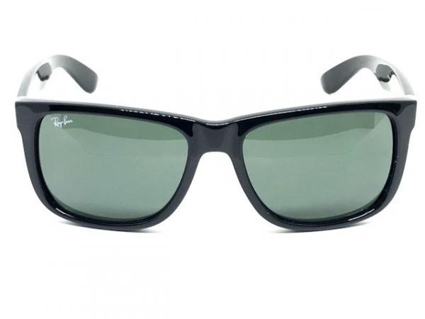 Oculos de Sol Ray Ban Justin RB 4165L 601/71 55 - Preto