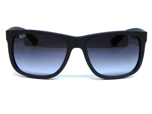 Oculos de Sol Ray Ban Justin Rb 4165L 601/8G 55