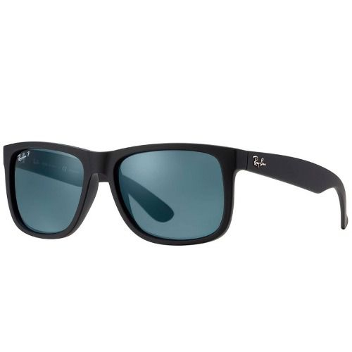 Óculos de Sol Ray-Ban Justin Rb4165l 622/2v 55-16 Polarizado