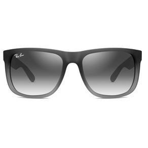 Óculos de Sol Ray Ban Justin RB4165L 852/88-55 - Preto