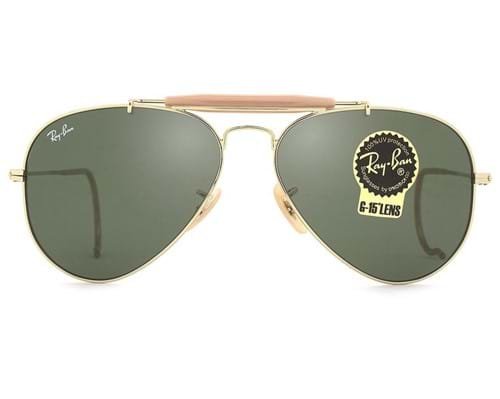 Óculos de Sol Ray Ban Outdoorsman RB3030 L0216-58