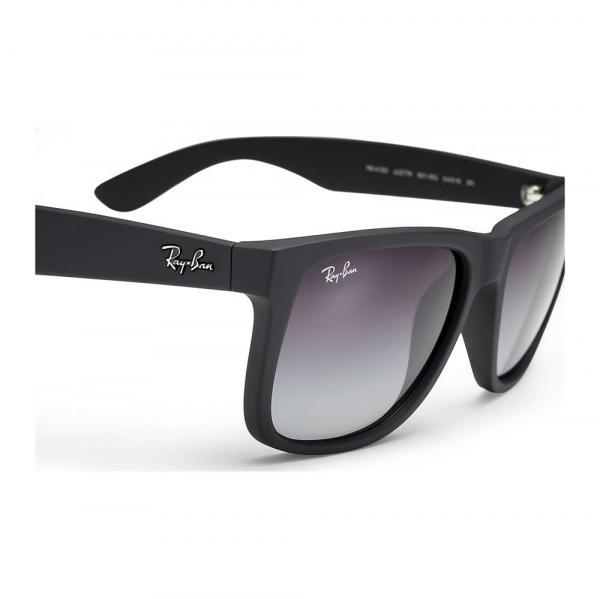 Óculos de Sol Ray Ban Rb4165 Justin Cinza Original