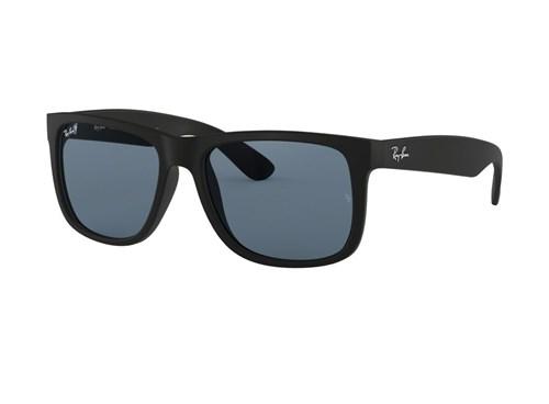 Óculos de Sol Ray Ban Rb4165L 622/2V (Azul, Preta, Polarizadas)