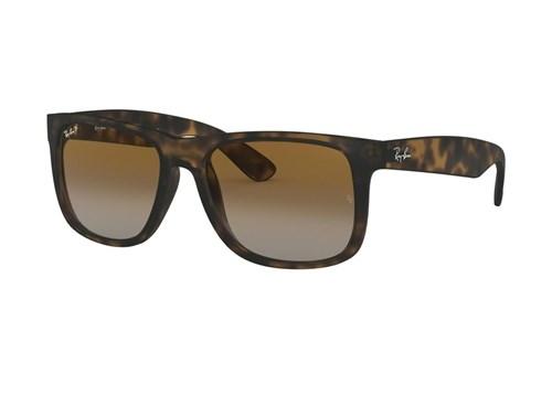 Óculos de Sol Ray Ban Rb4165L 865 (Marrom, Marrom, Polarizadas)