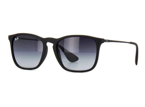 Óculos de Sol Ray Ban Rb4187 622/8G (Cinza, Preta)