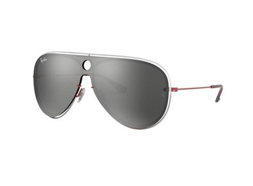 Óculos de Sol Ray Ban Rb3605N 9097 (Cinza, Prata, Espelhadas)