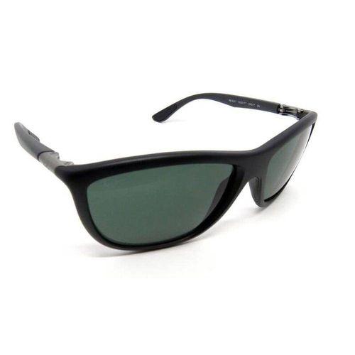 Óculos de Sol Ray Ban Rb8351 Preto Curvado Grande