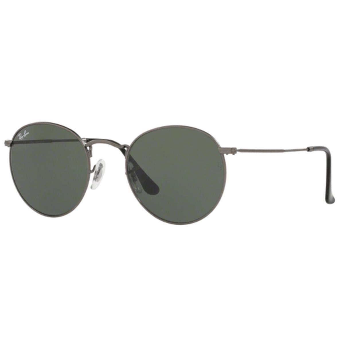 Tudo sobre 'Óculos de Sol Ray Ban Round Metal RB3447 029 RB3447029'