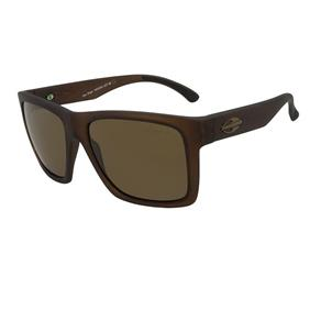 Óculos de Sol San Diego Marrom Translucido Polarizado Mormaii - MARROM - ÚNICO