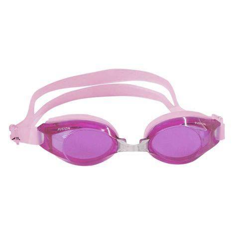 Oculos Natação Fusion - Rosa - Nautika