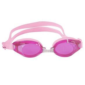 Óculos para Natação Fusion com Lentes Policarbonato NTK - Rosa - Selecione=Rosa