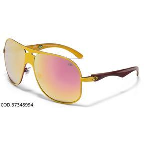 Oculos Solar Mormaii Deep Cod. 37348994 Amarelo Rosa