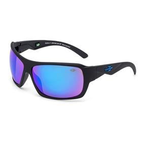 Oculos Solar Mormaii Malibu 2 M0046A1497 Preto Fosco Azul - PRETO