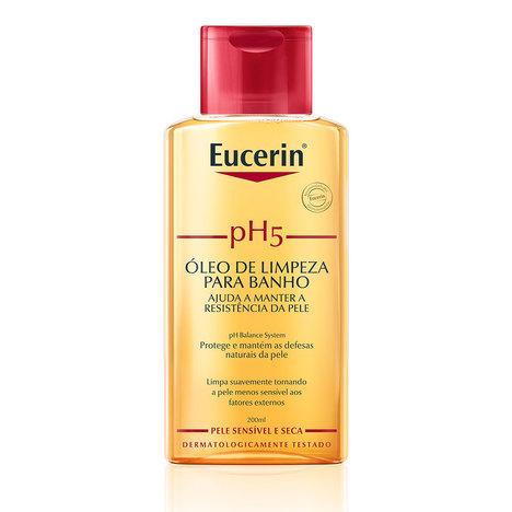 Óleo de Banho Eucerin Ph5 200Ml