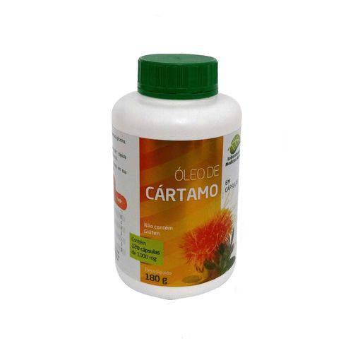 Óleo de Cártamo 120 Cápsulas 1000 Mg
