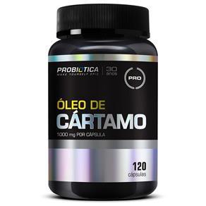 Óleo de Cártamo 1000mg - 120 Cápsulas