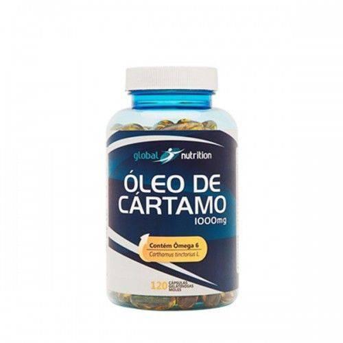 Óleo de Cártamo em 120 Cápsulas - 1000mg
