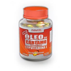 Óleo de Cártamo - NatusVita. 60 Cápsulas - 60 Cápsulas