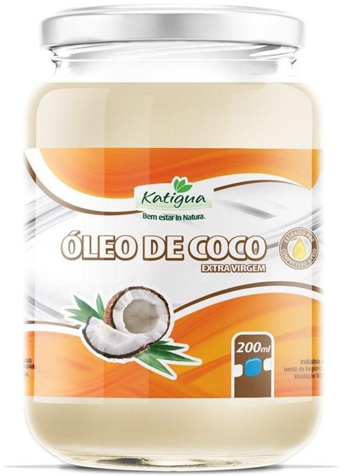 Óleo de Coco 200Ml Katiguá