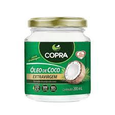 Óleo de Coco Copra Extravirgem Copra 200Ml