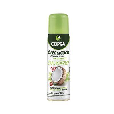 Tudo sobre 'Óleo de Coco e Palma Spray 147ml - Copra'