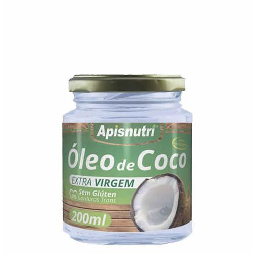 Oleo de Coco Extra Virgem 200ml