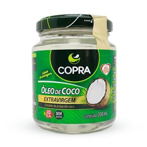 Oléo de Coco Extra Virgem