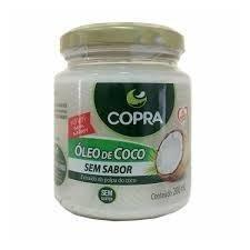 Óleo de Coco Sem Sabor Copra 200Ml
