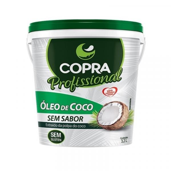 Óleo de Coco Sem Sabor 3,2L Copra