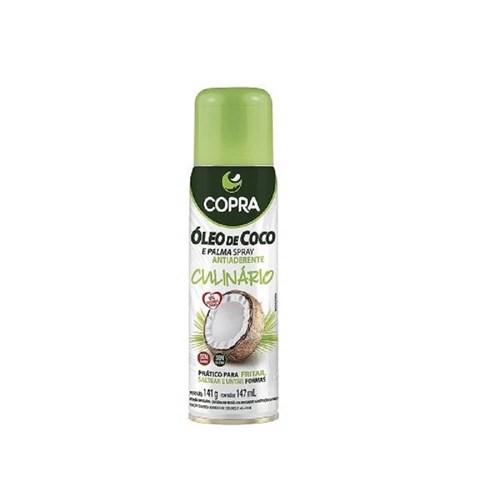 Óleo de Coco Spray 200ml