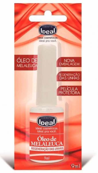 Óleo de Melaleuca (Tea Tree) (10ml) - Ideal