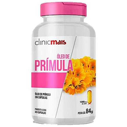 Óleo de Prímula - 60 Cápsulas - Clinic Mais