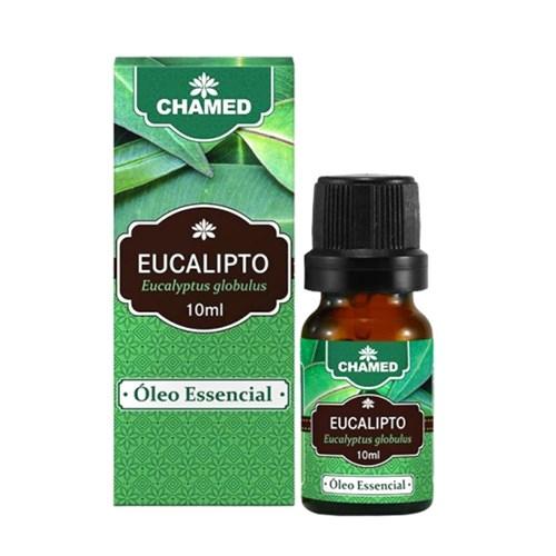 Óleo Essencial de Eucalipto Globulus 10Ml 100% Puro Chamel