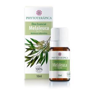Óleo Essencial de Melaleuca - 10 Ml (Tea Tree)