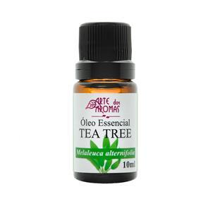 Óleo Essencial de Tea Tree (Melaleuca) 10ml - Arte dos Aromas