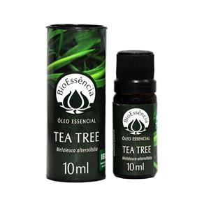 Óleo Essencial de Tea Tree / Melaleuca 10ml BioEssência