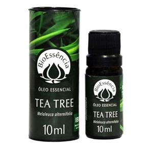 Óleo Essencial de Tea Tree / Melaleuca - BioEssência