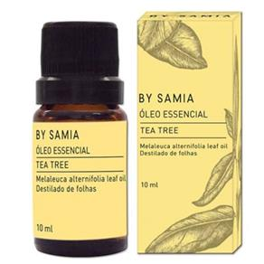 Óleo Essencial de Tea Tree / Melaleuca