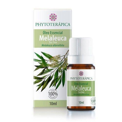 Óleo Essencial Melaleuca - Phytoterápica - 10ml