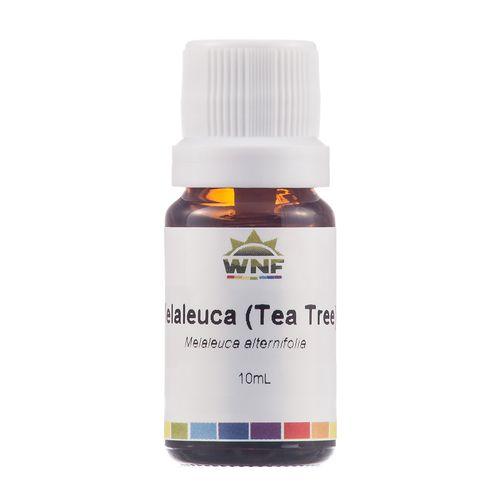 Óleo Essencial Natural de Melaleuca (Tea Tree) 10ml – WNF