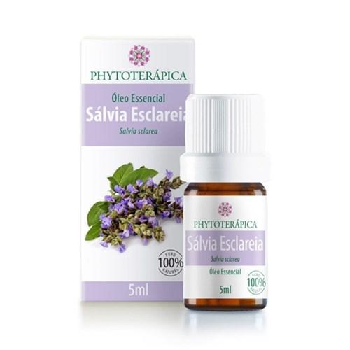 Óleo Essencial Salvia Esclareia 5Ml