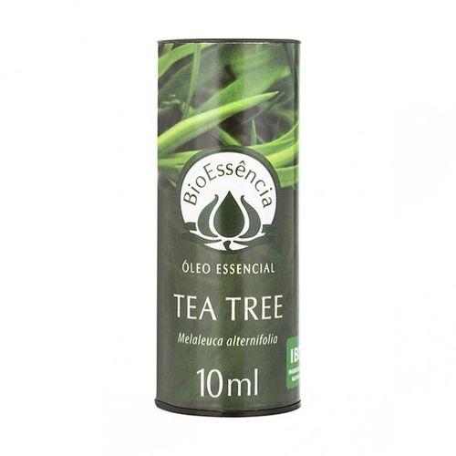Óleo Essencial Tea Tree (Melaleuca) 10ml - Bio Essência