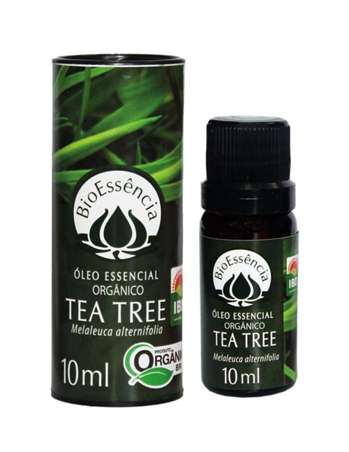 Óleo Essencial Tea Tree (melaleuca) - 10ml - Bioessência