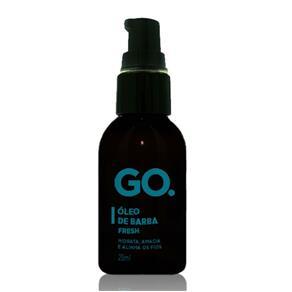 Óleo Hidratante para Barba Fresh
