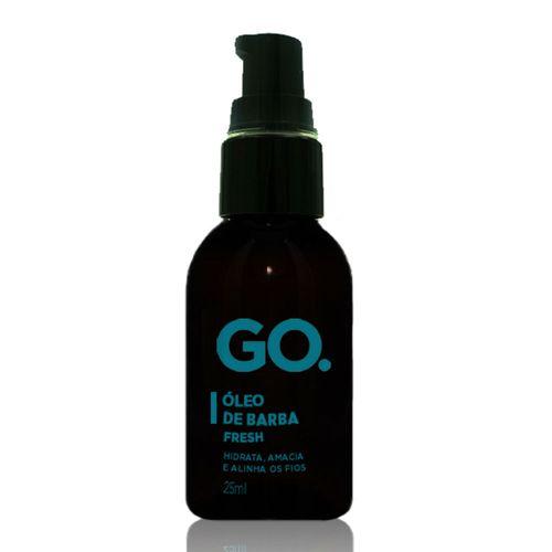 Óleo Hidratante para Barba Go. Fresh 25ml