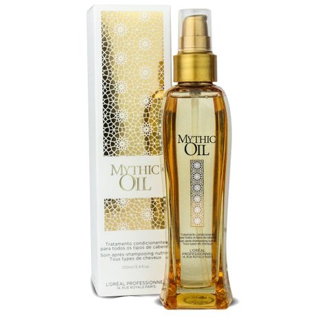 Óleo Nutritivo L'oréal Professionnel Mythic Oil 100ml
